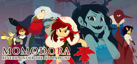 File:Momodora - Reverie Under the Moonlight - Steam - Title Card.jpg