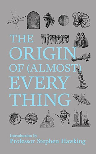 File:Origin of (Almost) Everything, The - Hardcover - USA.jpg