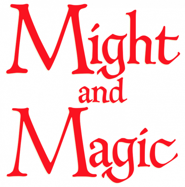 File:Might and Magic - Logo (1986-1987).png