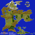 ActRaiser - SNES - Map - World - Populated.png
