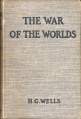 War of the Worlds, The - Hardcover - UK - 1st Edition.jpg
