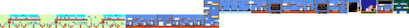 File:Chip 'n Dale's Rescue Rangers 2 - NES - Map - 1.png