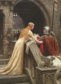 Edmund Blair Leighton - 1900 - God Speed!.jpg