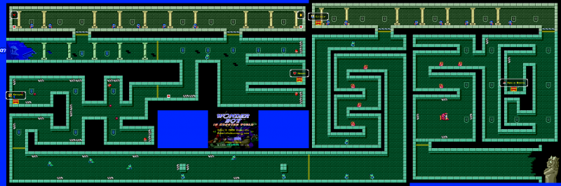 File:Wonder Boy In Monster World - GEN - Map - 08 - Poseidon Temple.png