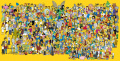 Simpsons - Characters Poster - Extended.jpg