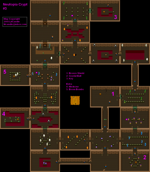 File:Neutopia - TG16 - Map - 2.2 - Crypt 3.png