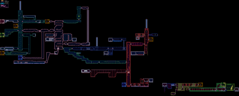 File:Super Metroid - SNES - Map - Brinstar.png