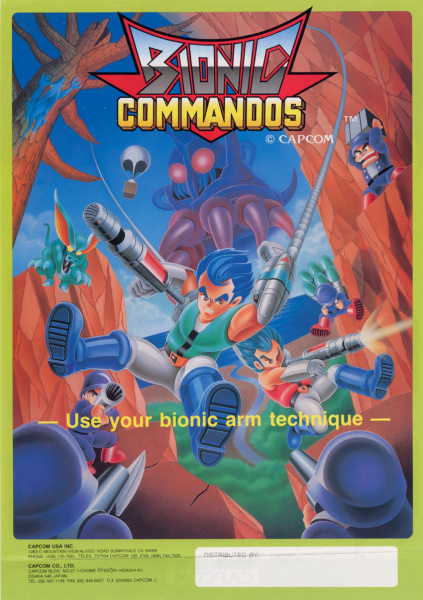File:Bionic Commando - ARC - Flyer - USA - Front.jpg