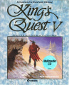 King's Quest V - Absence Makes the Heart Go Yonder! - DOS - USA - CD-ROM.jpg