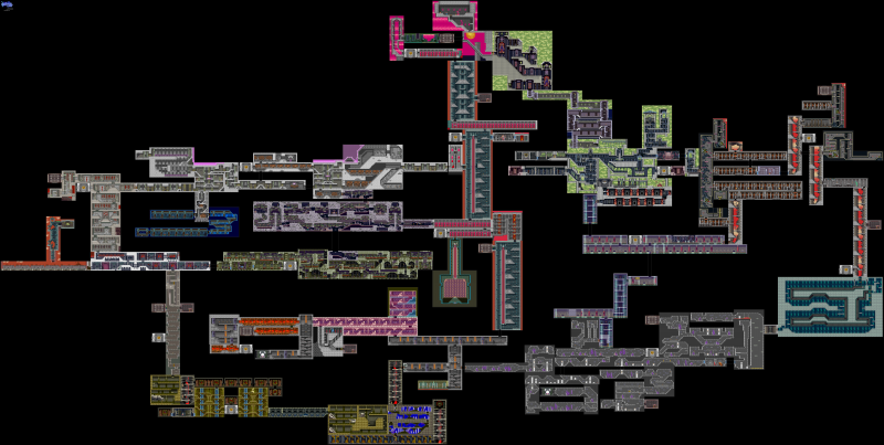File:Castlevania - Harmony of Dissonance - GBA - Map - Castle B.png
