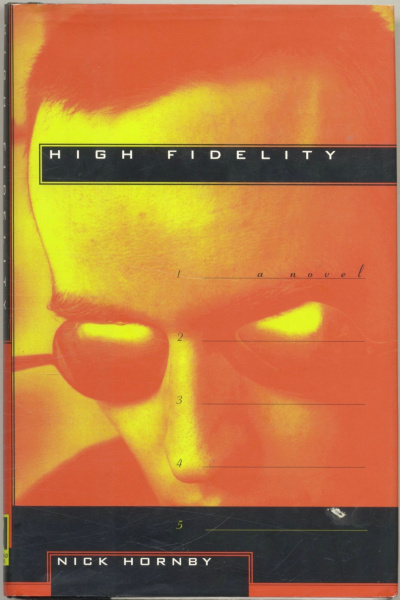 File:High Fidelity - Hardcover - USA - 1st Edition.jpg