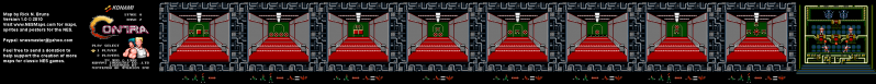 File:Contra - NES - Map - 4 - Base 2.png