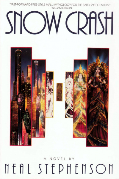 File:Snow Crash - Hardcover - USA - 1st Edition.jpg