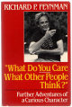 What Do You Care What Other People Think - Hardcover - USA.jpg