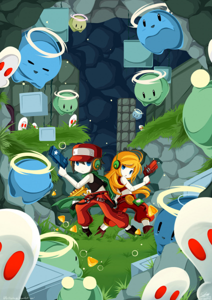 File:Cave Story - Fan Art.jpg