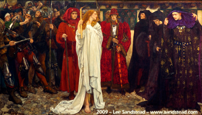 File:Edwin Austin Abbey - 1900 - The Penance of Eleanor, Duchess of Gloucester.jpg