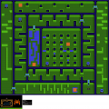Blaster Master - NES - Map - Area 5 - Interiors.png