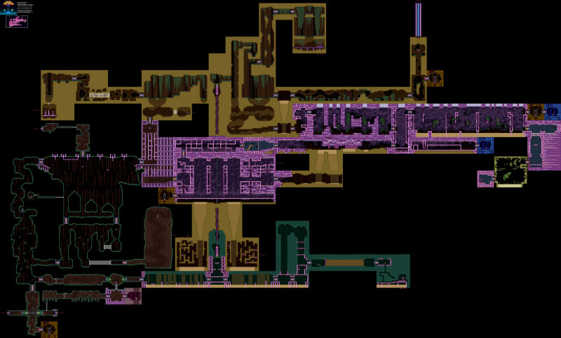 File:Super Metroid - SNES - Map - Maridia.png