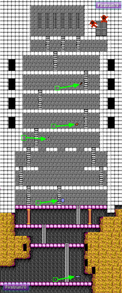 File:Ghosts 'N Goblins - NES - Map - Stage 6.png