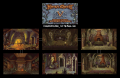 King's Quest V - DOS - Map - Mordack's Castle - Ground Floor.png