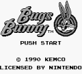 Bugs Bunny Crazy Castle, The - GB - USA - Screenshot - Title.png