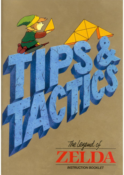 File:Tips & Tactics - Legend of Zelda, The - Paperback - USA.jpg