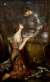 John William Waterhouse - 1905 - Lamia (Study).jpg