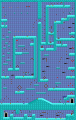 Commander Keen 4 - DOS - Map - Crystalus.png