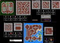 Dragon Warrior - NES - Map - Charlock Castle.png