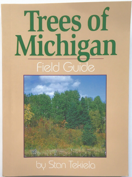 File:Trees of Michigan - Field Guide - Paperback - USA.jpg