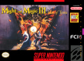 Might and Magic III - Isles of Terra - SNES - USA.jpg