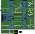 Blaster Master - NES - Map - Area 4 - Interiors.png