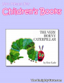 Not Meant For Children's Books - Very Horny Caterpillar, The.jpg