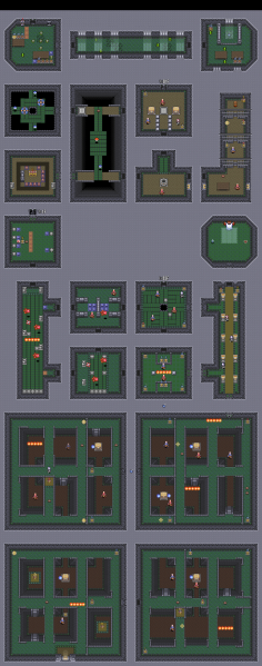File:Legend of Zelda, The - Link to the Past, A - SNES - Map - 4 - Thieves Town.png