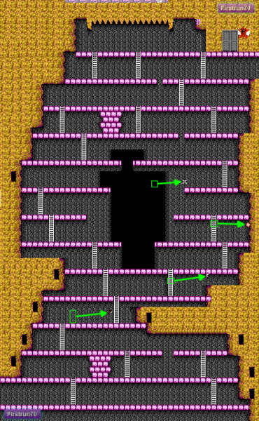 File:Ghosts 'N Goblins - NES - Map - Stage 5.png