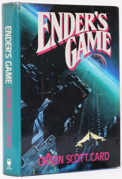 File:Ender's Game - Hardcover - USA - 1st Edition.jpg
