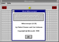 Minesweeper - WIN3 - Screenshot - About.png