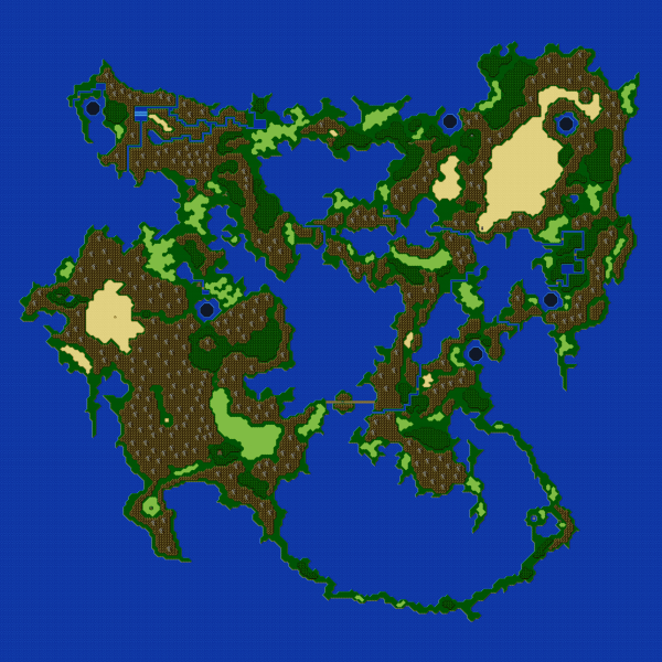 File:Final Fantasy V - SNES - Map - Overworld - Third World - Under Siege.png