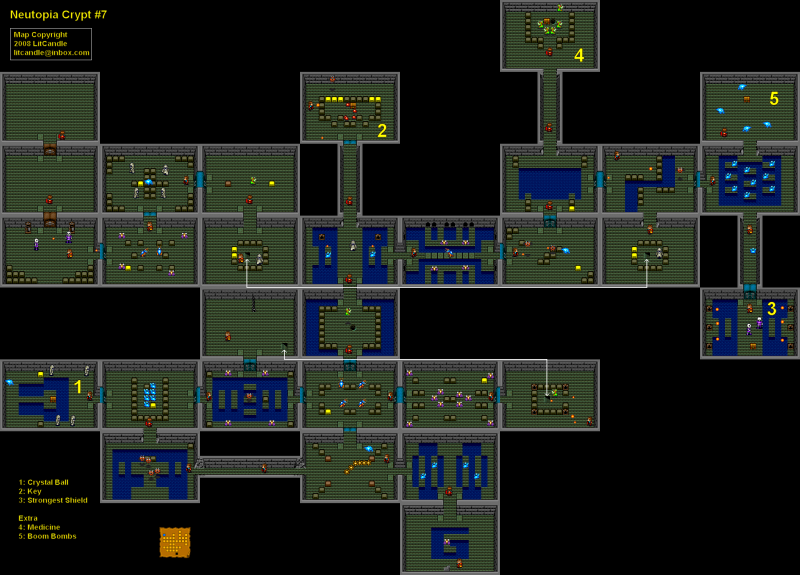 File:Neutopia - TG16 - Map - 4.2 - Crypt 7.png