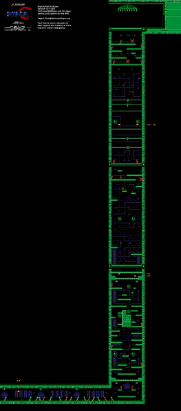 File:Super C - NES - Map - Area 4.png