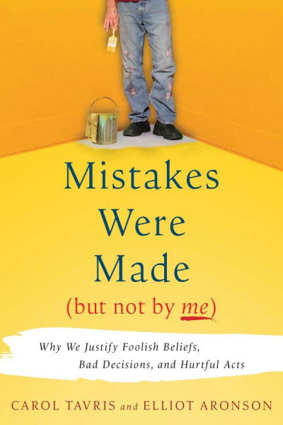File:Mistakes Were Made (but Not By Me) - Hardcover - USA - 1st Edition.jpg