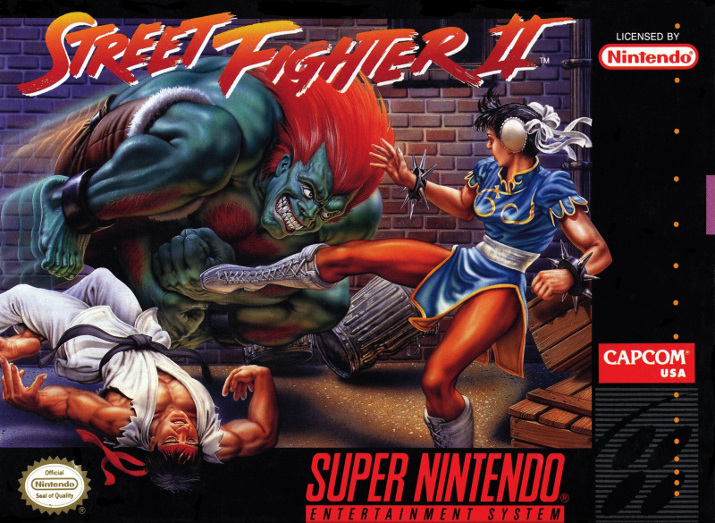 File:Street Fighter II - World Warrior, The - SNES - USA.jpg