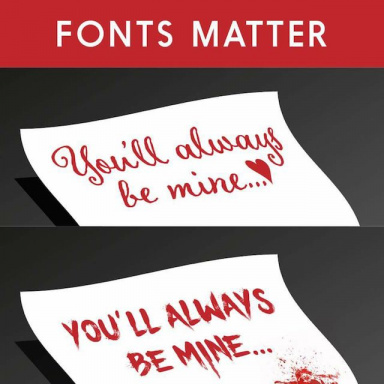 Bad Font Choices - You'll Always Be Mine.jpg