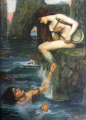 John William Waterhouse - 1900 - The Siren.jpg