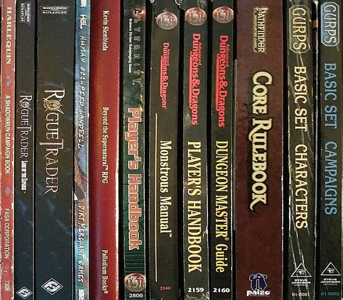 File:Role-Playing Game Book Collection.jpg