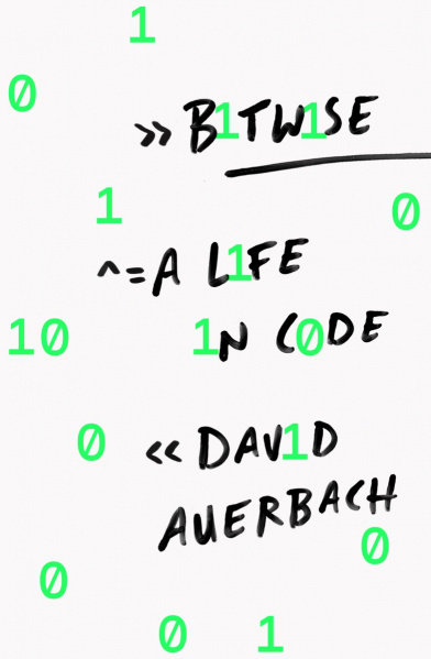 File:Bitwise - Life In Code, A - Hardcover - USA - 1st Edition.jpg