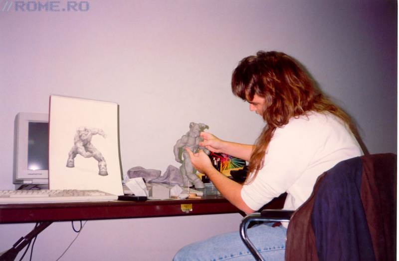 File:Adrian Carmack Sculpting the Baron of Hell - circa 1993.jpg